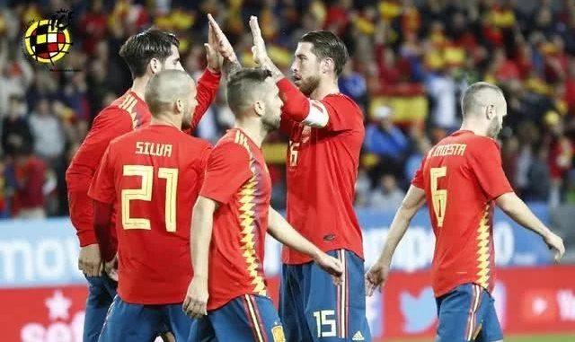 Španělsko se aktivně připravuje na světový pohár