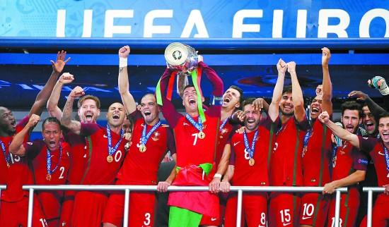 Ať už si Portugal národní tým může udělat zázrak ve Světovém poháru v roce 2018