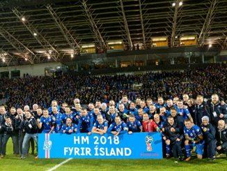 Důvod, proč se Island může dostat do světového poháru