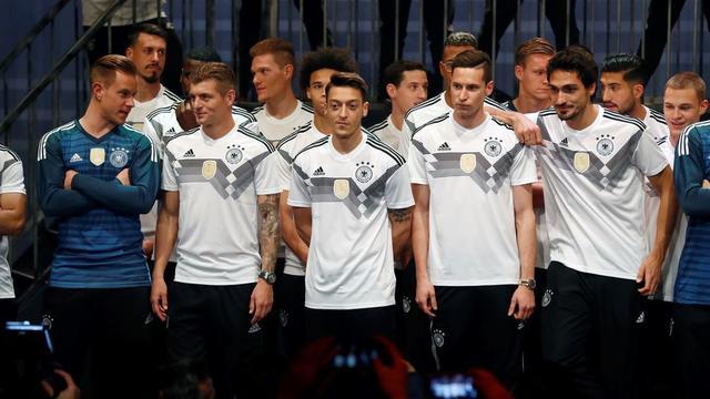 Německo národní fotbalový tým je plán programu Světového poháru