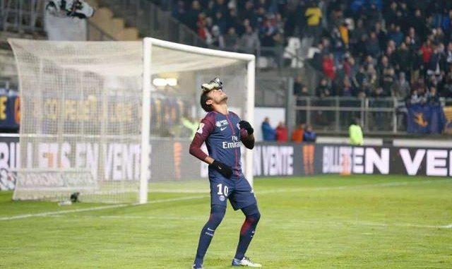 Paris Saint-Germain PSG ve francouzském ligovém poháru 18 vítězných pruhů