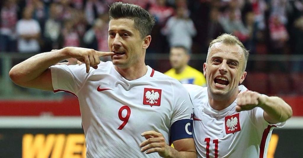 Polsko národní tým světového žebříčku před důvodem