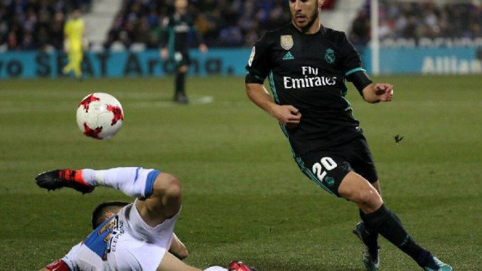 Real Madrid nakonec vyhrál hru