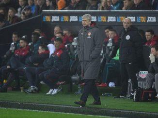 Arsenal je velkým člověkem v týmu