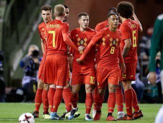 Belgie týmové bonusy ve Světovém poháru